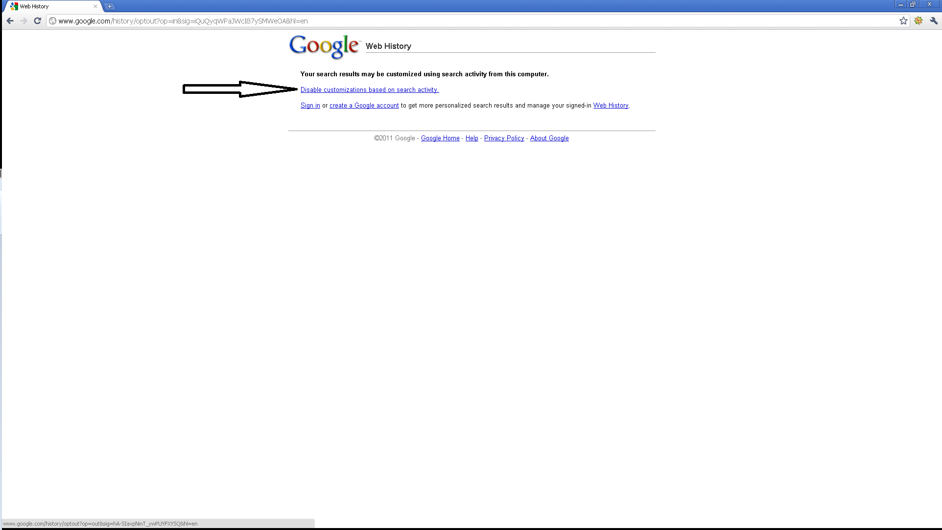 how to get my domain name in google search